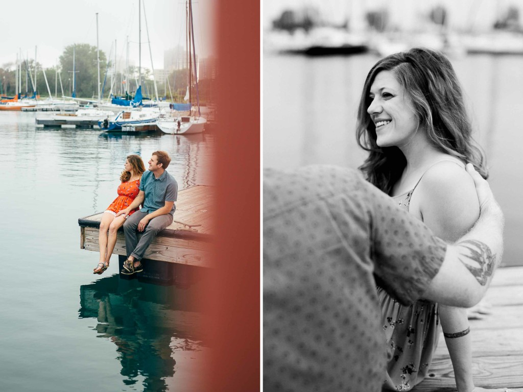 Chicago Engagement Photos - Sally O'Donnell 3