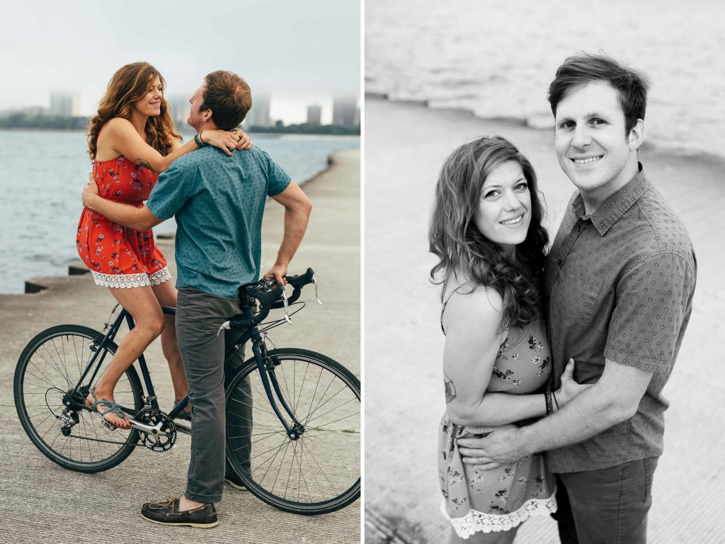 Chicago Engagement Photos - Sally O'Donnell 6