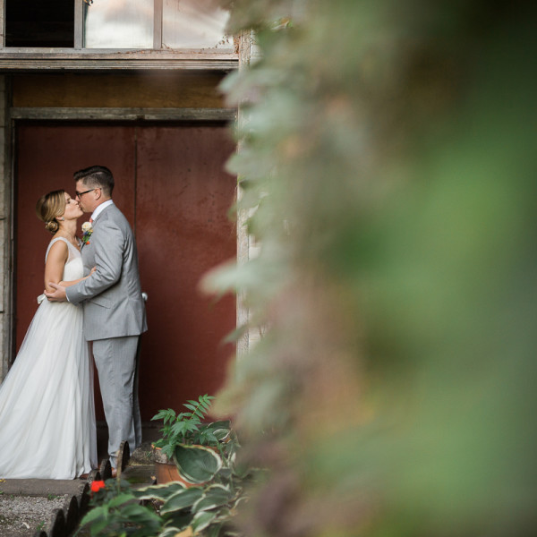 Conall & Andrea: Journeyman Distillery Wedding