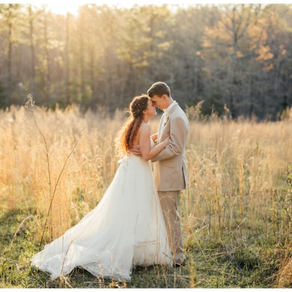 Caitlin & Samuel: Alabama Wedding Preview