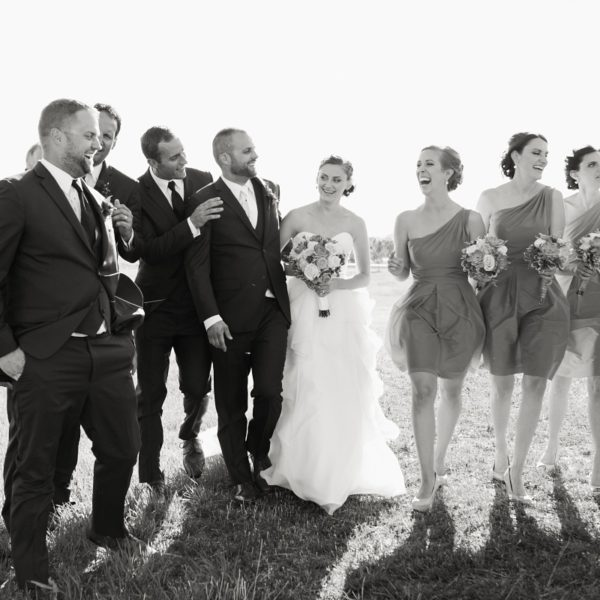 Zachary's Red Barn and Farm Wedding Preview: Therese & Evan