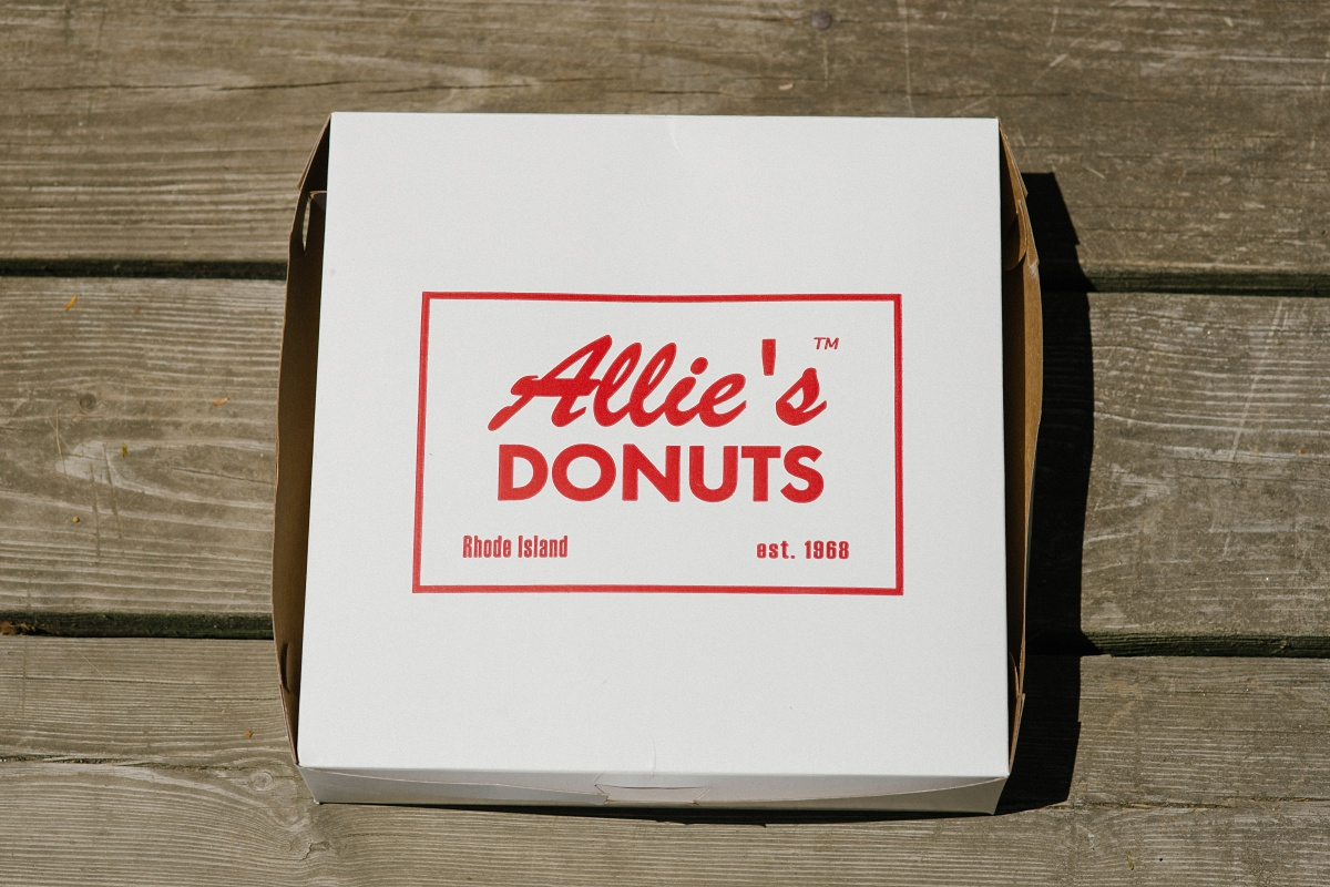 Allie's Donuts in Rhode Island