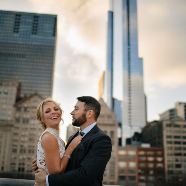 Chicago Elopement Photography: Alex and Ryan