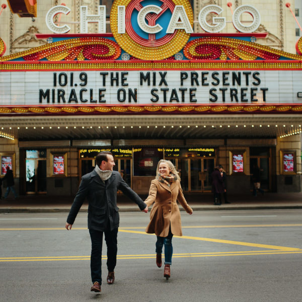 Lincoln Park Engagement Photos: Giselle & Mike