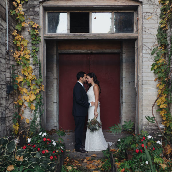 Journeyman Distillery Wedding Photography: Nora and Andrew
