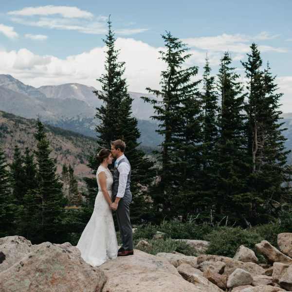 Rocky Mountain Elopement Preview: Caitlyn and Matt